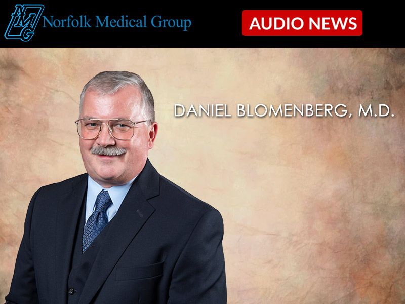 Daniel Blomenberg, M.D. on Yearly Well-Child Visits, Physicals, and Immunizations